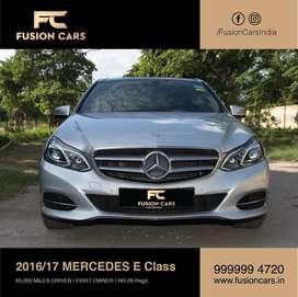Mercedes-Benz E-Class E250 CDI Launch Edition, 2017, Diesel