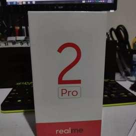 BNIB realme 2 Pro 6GB / 64GB Garansi resmi