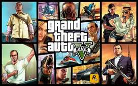 Latest Gta 5 Game for laptop and PC
