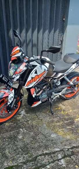 KTM Duke 2019 samsat soreang