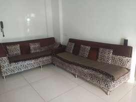2 pair of sofa set