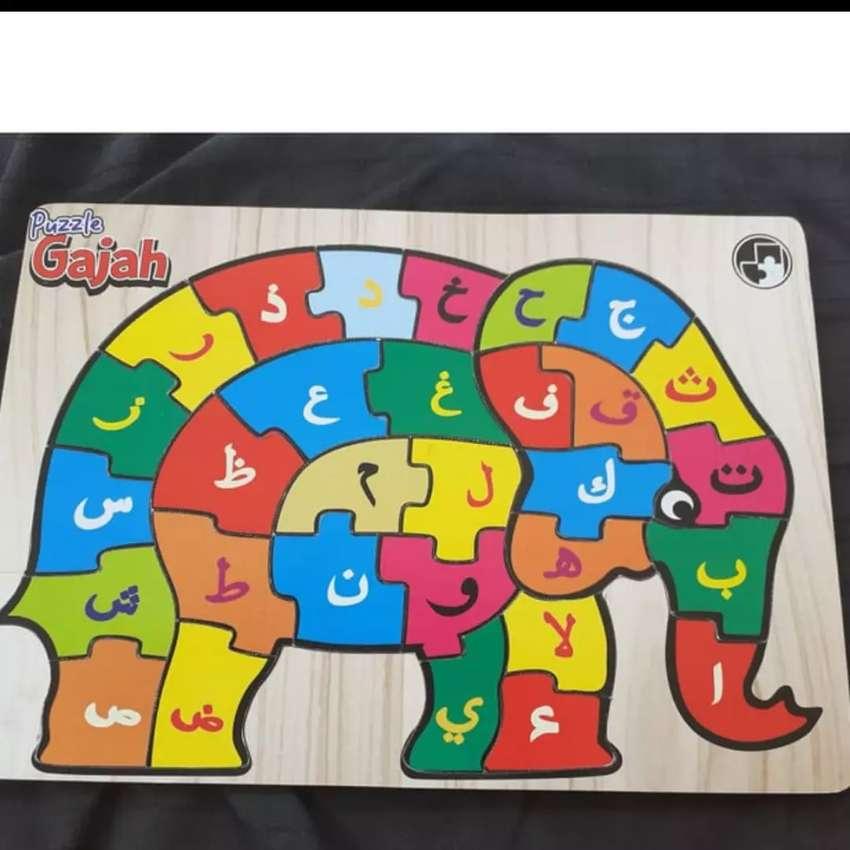 Puzzle anak untuk mengasah kemampuan 0