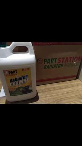 air radiator coolant 5liter