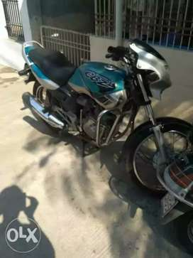 Nice conng bike nice average superb condition nice looking