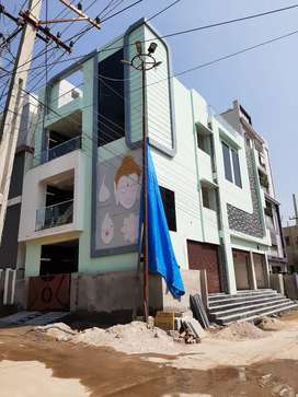 Independent Duplex House ( G+2 ) 167 Yards New Construction