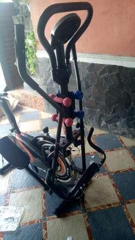 Siap antar sepeda statis orbitrack