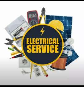 Electrician available..