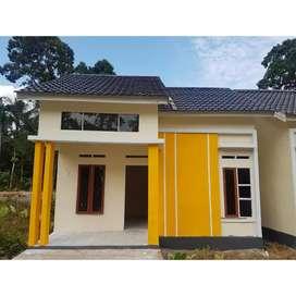 Rumah subsidi di Pal 9 Kubu Raya / Perumahan Graha Kirana 8