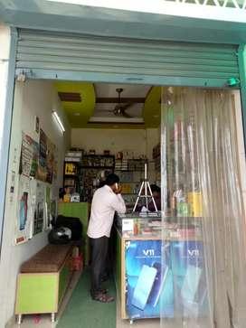 Shop + 1Bedroom House Sale Bahmanwala Rent Income Rs12000/-Per Month