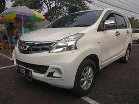 Toyota avanza g 2014 manual plat F kab mobil full orsinil km 45rb