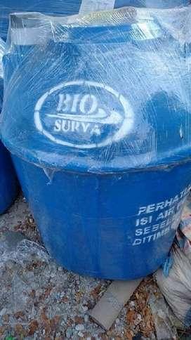 Septic Tank Bio, Sepiteng Modern Safety Tank BioRich Berkualitas SNI