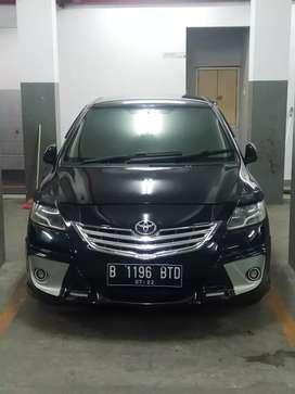 Jual Toyota Vios th 2012.Rancak Bana