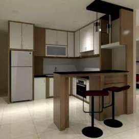 Kitchen set harga terjangkau