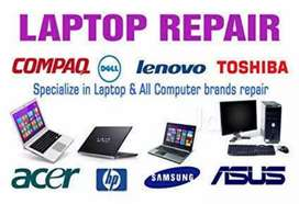 All Laptops And Desk top Repairs