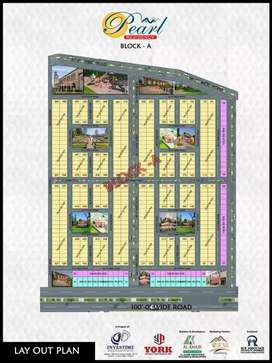 Pearl Residency Plot For Sale