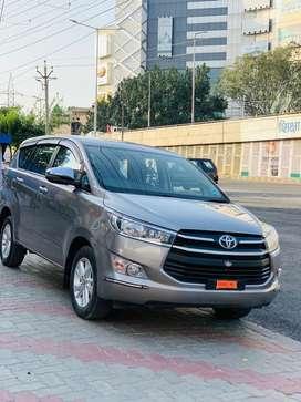 Toyota Innova Crysta 2020 Diesel 12000 Km Driven