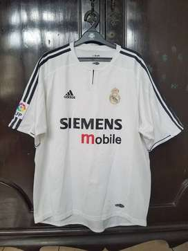 Jersey Original Real Madrid Home 2003-04