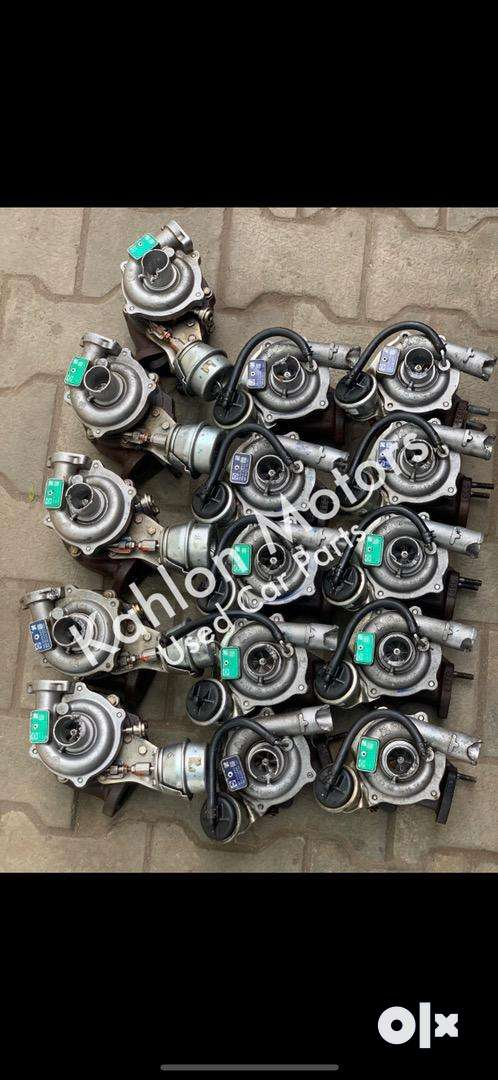 Used Turbocharger for Cars 0