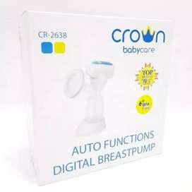 Crown Breast Pump / Pompa Asi