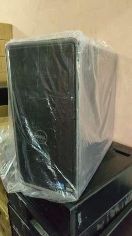 Dell inspiron tower corei3 4th gen 4gb ram 500gb hdd dvd win10