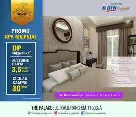 Hunian mewah Apartemen The Palace Yogyakarta unit terbaik 0610