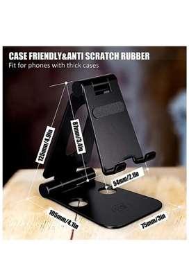 Mobile holder black