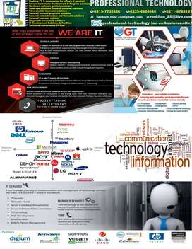 IT solution services and support