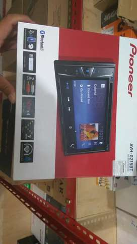 Head unit Pioneer G215bt**