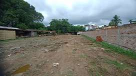 One Bigha Vacant Land at Basistha Chariali Traffic Point in Highway