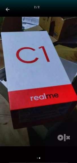 Realme c1 ..