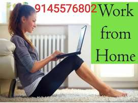 Home Based Data Entry jobs!! Need data entry operator