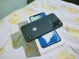 Iphone X 64gb black read description
