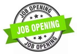 Full Time and Part Time Job Available
