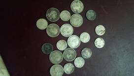 British rare silver coin lot available