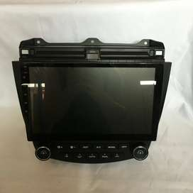 Honda Accord 2003-2007 android navigation system with canbus