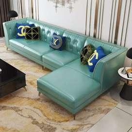 Sofa L Minimalis Kursi Ruang Tamu Sofa Minimalis Premium