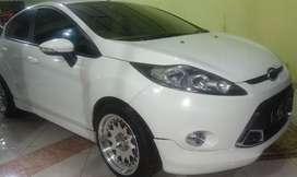 Ford Fiesta 2011 Tipe S Sport,Matic,Plat B Pjk On, Istmw