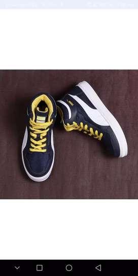 Puma rebound mid lite Dp high ankle sneakers