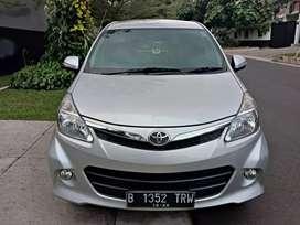 Toyota Veloz 1.5 AT 2013 / 2014 Airbag Silver Sempurna DP 6 juta