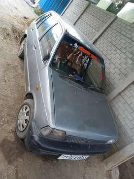 Maruti Suzuki 800 2003 Petrol Well Maintained