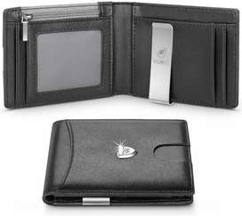 Imported men wallet high quality and beautiful