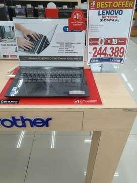 Lenovo Notebook Type S14514IWL Bisa Kredit PROMO Bunga Ringan