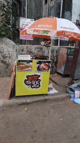 Running road side place for rent @200/day