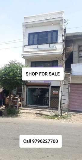 Multistory shop for sale
