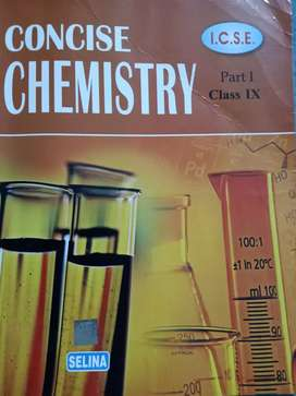 CONCISE Chemistry class 9 ICSE