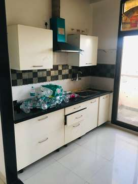 2BHK Semifurnished Flat on Rent { Dhanlaxmi Property }