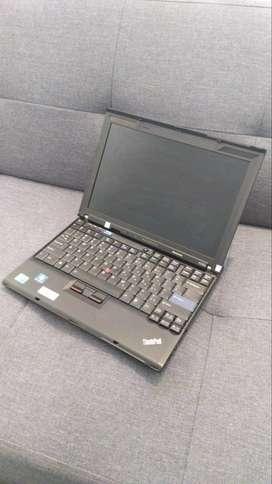 Laptop second core i3 murah untuk belajar DARING