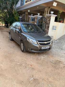 Chevrolet Sail 2013 Petrol Good Condition