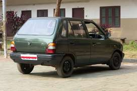 Maruti Suzuki 800 1999 Petrol 127000 Km Driven