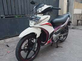 Yamaha Jupiter Z1 2013 PJK hidup motor mulus siap pkai